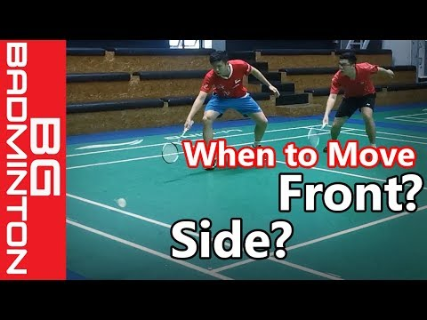 Where to Move in DOUBLES? Formations Guide