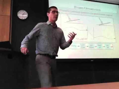 CFR Seminar - Michael Posa