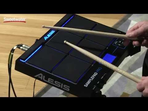 Alesis SamplePad Pro Review by Sweetwater Sound