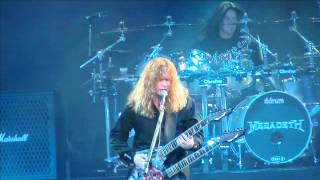 New Megadeth Studio Footage album #14! -- New HATE stream Alchemy Of Blood -- Trail of Tears Singer?