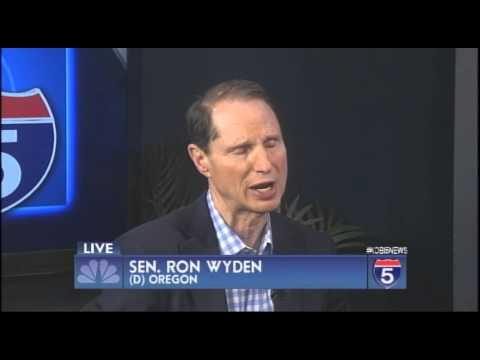 Ron Wyden, US Senator Oregon