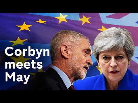 May and Corbyn hold 'useful' Brexit talks