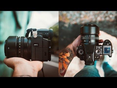 (3) FujiFilm GFX 50S- Worth The Hype?! - YouTube