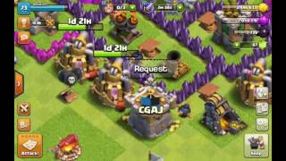 Clash of Clans----Best Base EVER!???!!?? \_('_')_/