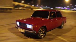 Vaz 2105 Turbo 2016