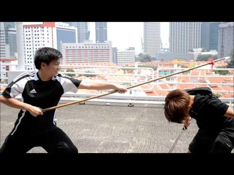 Singapore Polytechnic Wushu Promo Outtakes