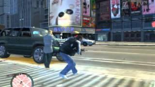 GTA IV Low End - Scene 3