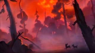 Bambi- The Fire Scene