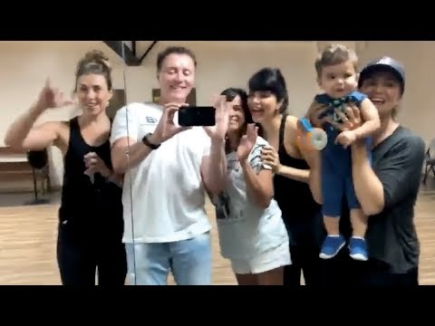 SPARX - Livestream - Ensayo De Baile