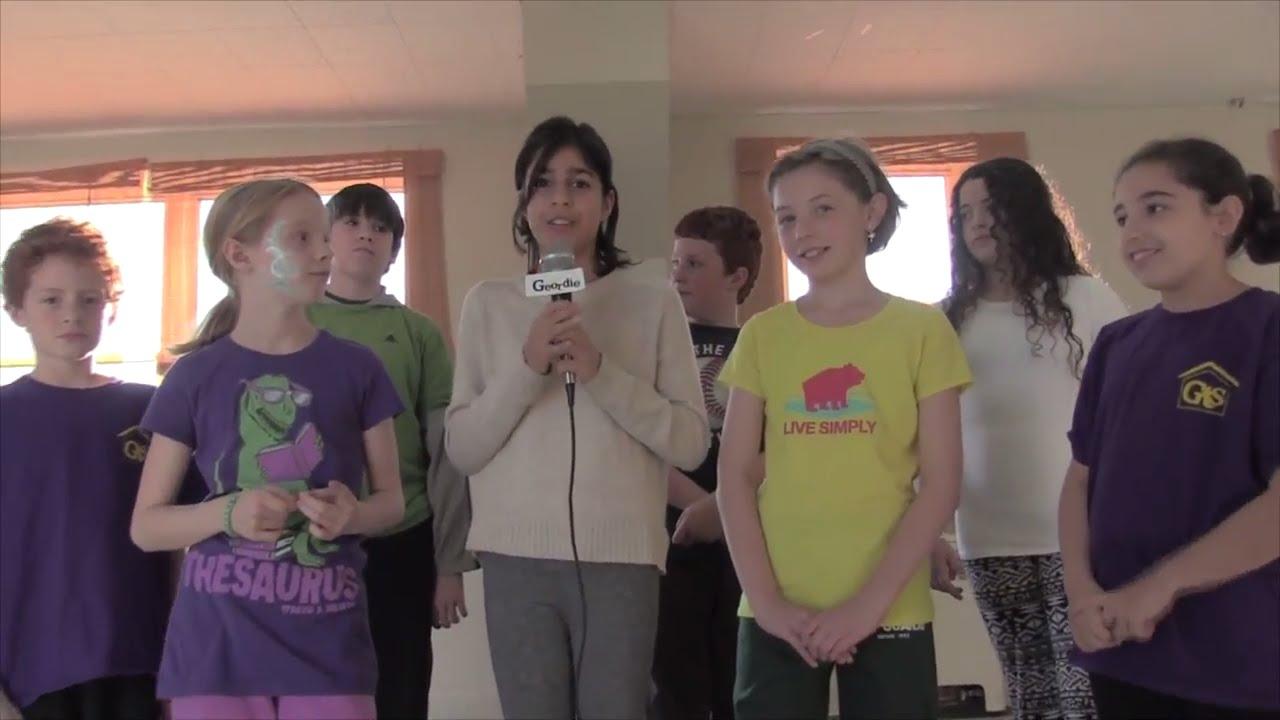 Geordie Kid Reporter - Episode 3: Geordie Theatre School