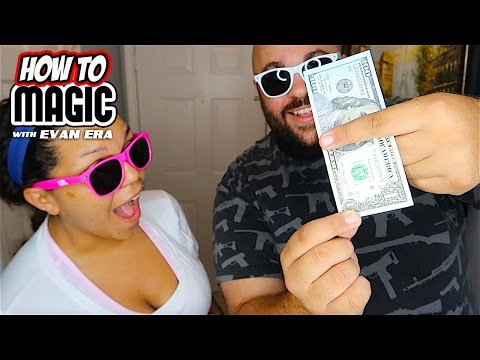 Thumbnail: 7 MONEY MAGIC TRICKS!
