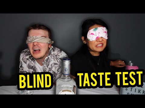 EXPENSIVE TEQUILA VS. CHEAP TEQUILA - Can we tell the difference?!  | #STIKKISHOW
