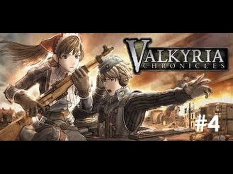 Let's Play - Valkyria Chronicles - Episode 4