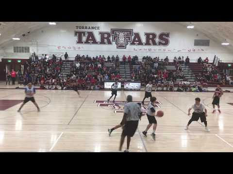 2017 JH Hull vs Madrona Middle Schools Basketball Tournament Part 02