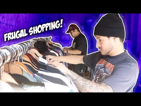 VINTAGE SHOPPING + HUGE SURPRISE PURCHASE! Ft. Frugal Aesthetic