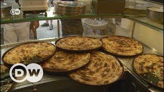 Bosna-Hersek'te bir Türk lezzeti: Börek - DW Türkçe