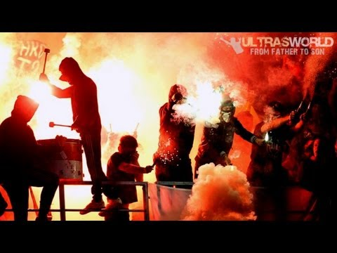 Pyro is not a crime - Ultras World
