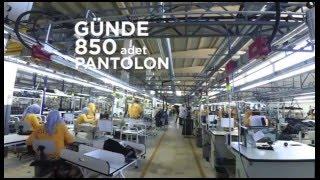 Giteks Tekstil Tanıtım Filmi