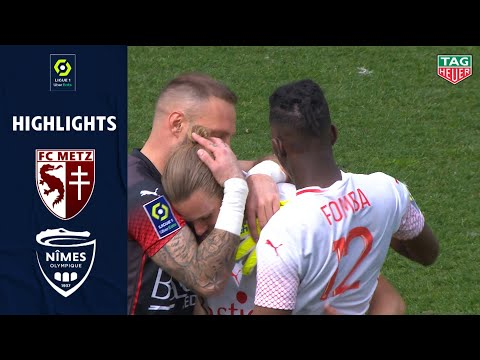 Metz Nimes Goals And Highlights