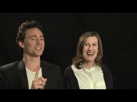 Joanna Hogg And Tom Hiddleston talk Archipelago