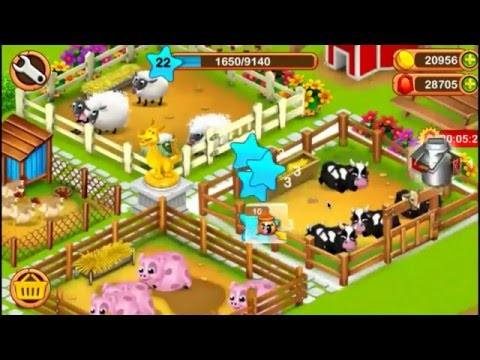 Big Little Farmer Offline Farm 1