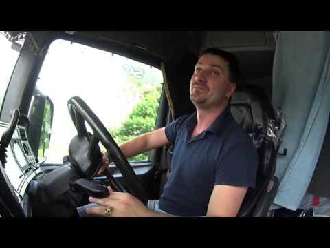 17 Írországban kamionnal azaz egy nap a pokolban