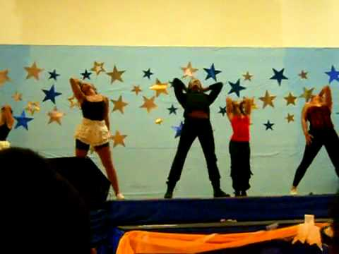 Eric Sanchez Choreography Showcase at Bronx Preparatory Charter School