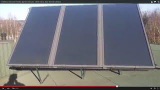 Kolektory słoneczne Hewalex (panele słoneczne, układ solarny, Solar thermal Collector)