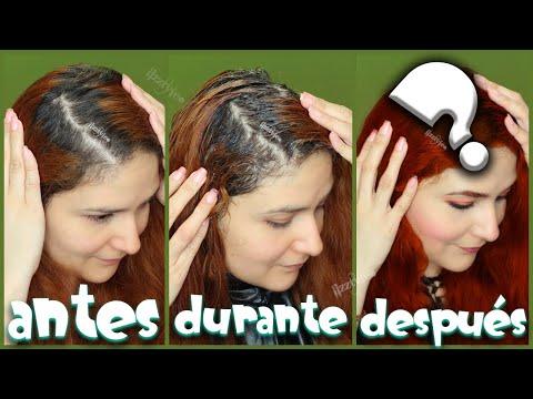 OMG Me Pinte el Cabello Con Henna por primera Vez y me quedo asi  Tinte Natural para un Cabello Cafe from YouTube · Duration:  16 minutes 17 seconds