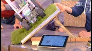 Rai3 Geo&Geo - Sistema antiribaltamento trattori agricoli - (07-01-2013)