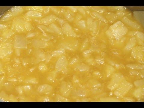 Pineapple Glaze / Cheryls Home Cooking