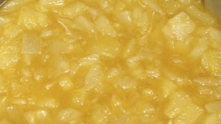 Pineapple Glaze / Cheryls Home Cooking