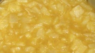 Pineapple Glaze  Cheryls Home Cooking