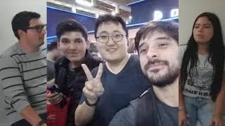 BGS Brasil Game Show 2018 Hugo o enviadoX□