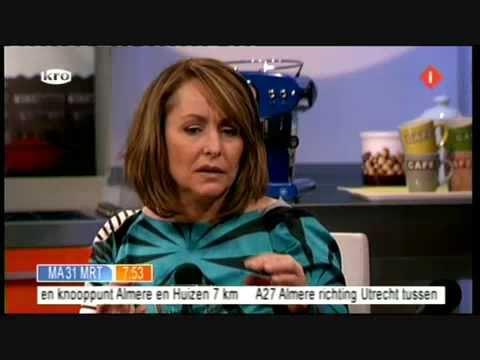 Angela Groothuizen - Interview Goedemorgen Nederland