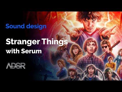 Make the Stranger Things Theme Song in SERUM