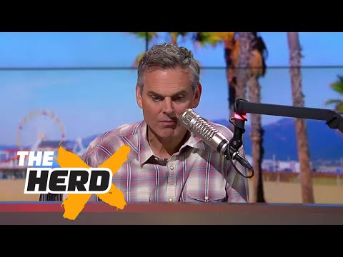 Wojnarowski on Paul George/Lakers, Kristaps Porzingis to Boston, more | THE HERD (FULL INTERVIEW)