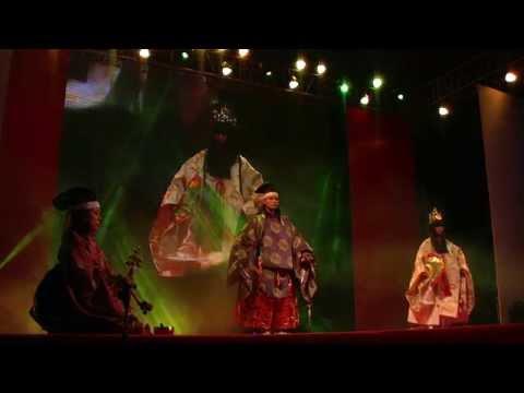 "Japan Festival in Vietnam 2014 ""武楽座-BUGAKUZA-"" main stage 2"