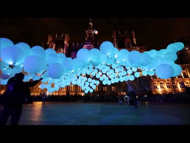 Nuit blanche Paris 2015 - Arty Warhol