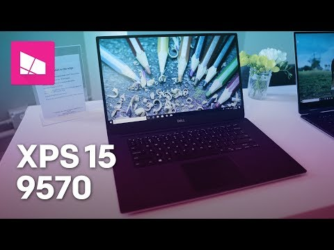 Dell XPS 15 9570 (2018) gets six-core 8th-Gen Intel processors