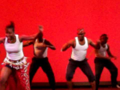 Dundunba Dance