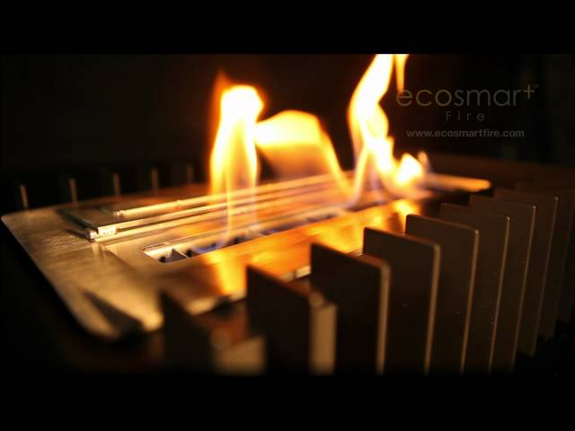 EcoSmart Fire Scope 340 Fireplace Grate