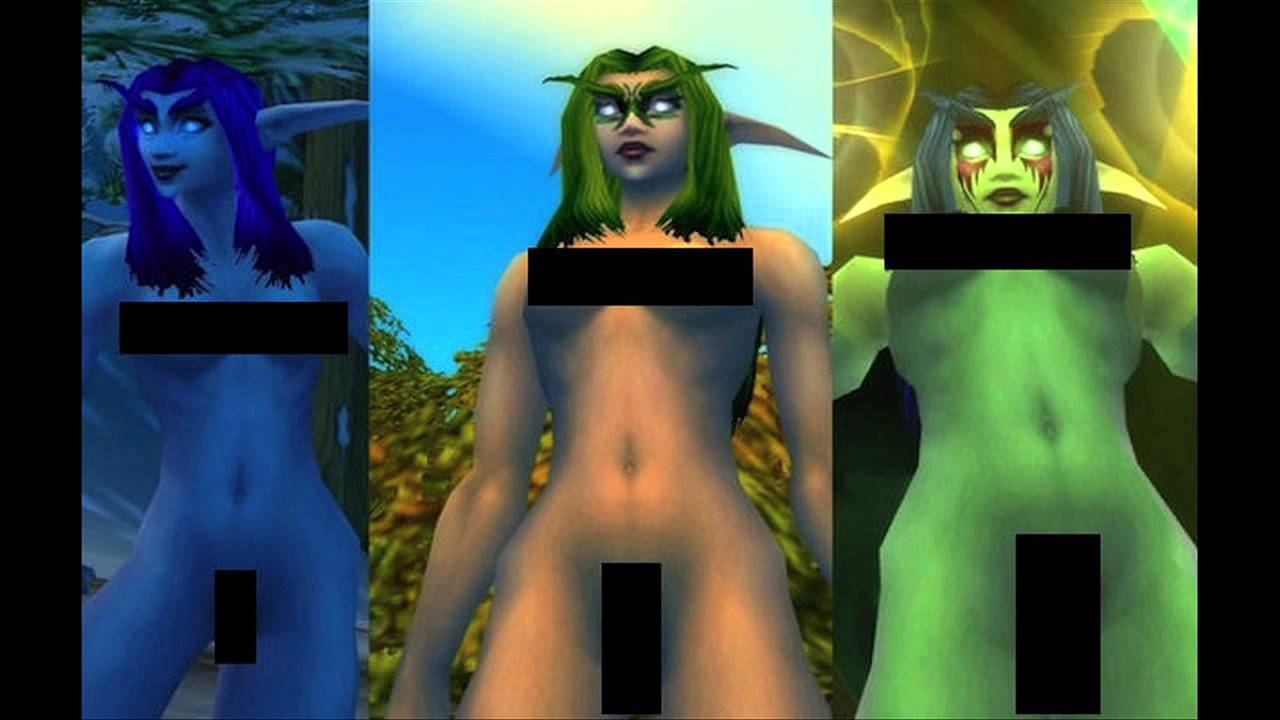 Nude In Video Game 120
