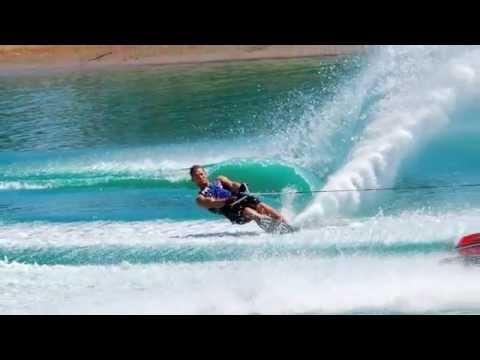 Thomas Degasperi water ski champion 2011