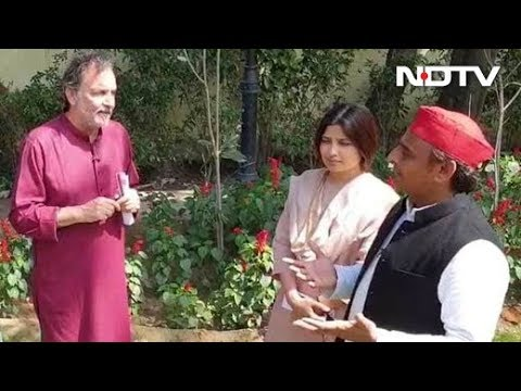"""Should Learn From BJP How To Manage Alliances"": Akhilesh Yadav To NDTV"