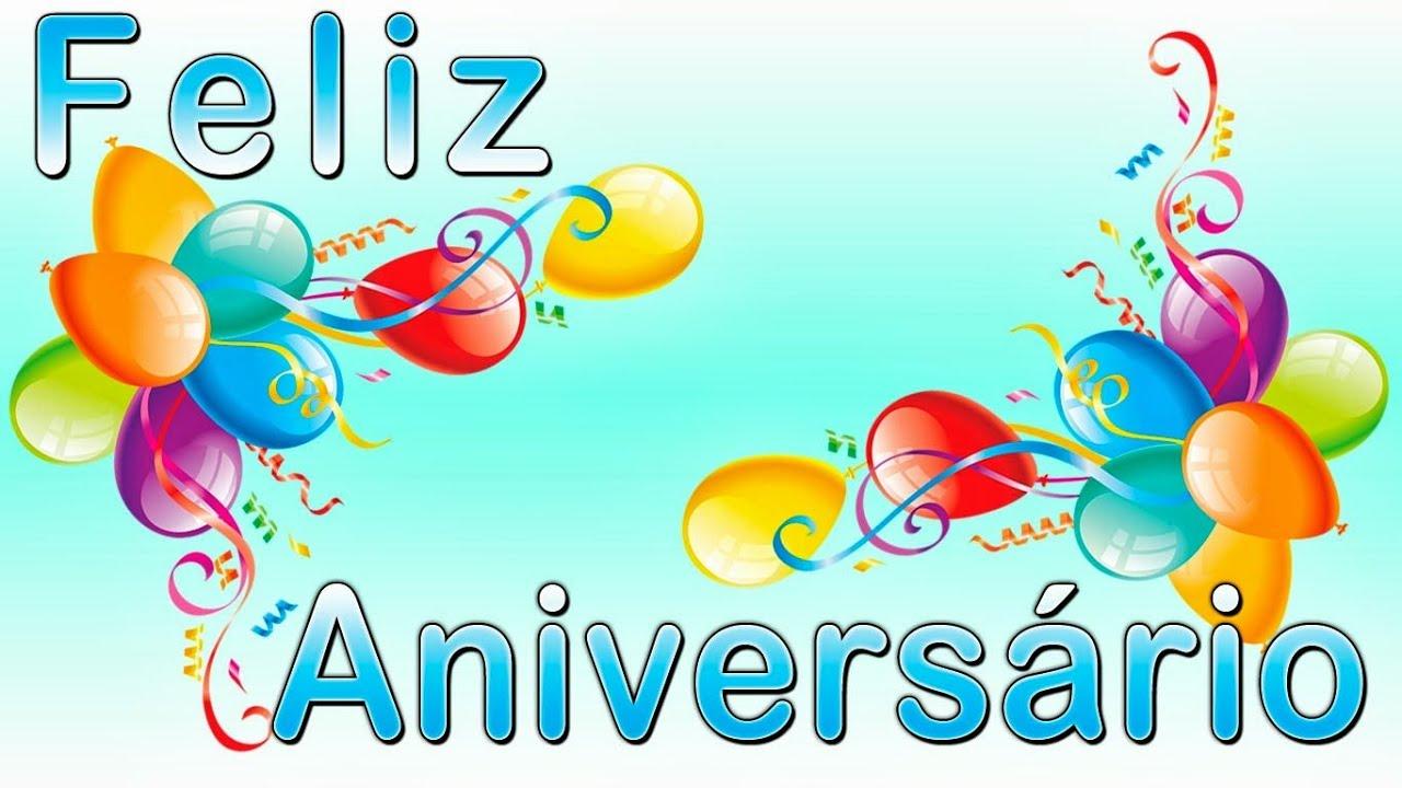 Mensagens Para Aniversario: Feliz Aniversário Marcia Leal