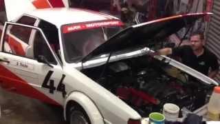 Berg Cup Audi ..... Here is little taster