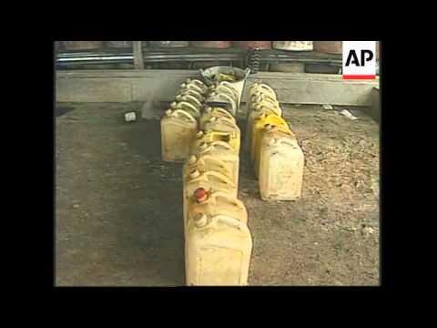 COLOMBIA: BOGOTA: DRUG CARTEL CHIEF ARRESTED