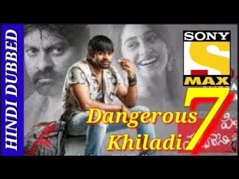 Dangerous khiladi 7 hindi dubbed(2018)...