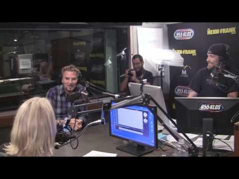 Kenny Loggins speaks with Heidi and Frank!